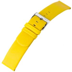a.b.art Horlogeband serie D DL ES Geel 21 mm