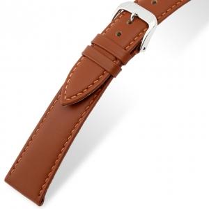 Rios Toscana Horlogebandje Kalfsleer Cognac