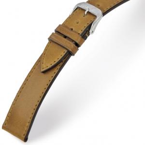 Rios Seattle Horlogebandje Shell Cordovan Honing