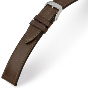 Rios Seattle Horlogebandje Shell Cordovan Bruin