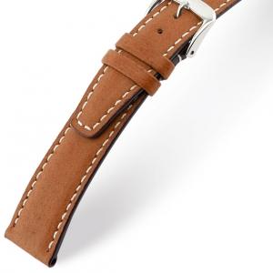 Rios Havana Horlogebandje Varkensleer Cognac