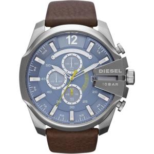 Diesel DZ4281 Horlogeband Bruin Leer