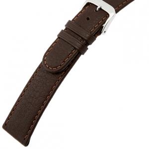 Rios Texas Horlogebandje Buffelleer Bruin