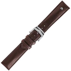 Maurice Lacroix Eliros Easychange Horlogeband Kalfsleer Bruin