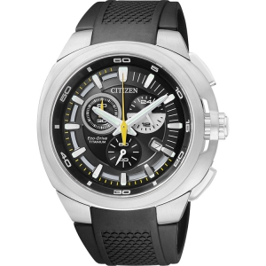 Citizen Eco-Drive Sports Titanium AT2020-06E Horlogeband 22mm
