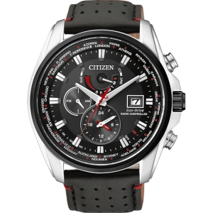 Citizen Eco-Drive Radio Controlled AT9036-08E Horlogeband 23mm