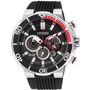 Citizen Eco-Drive Chronograph CA4250-03E Horlogeband 14mm