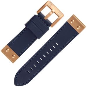 TW Steel Horlogebandje CE1201 Blauw 22mm
