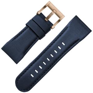 TW Steel CEO Goliath Horlogebandje CE3021 Blauw 30mm