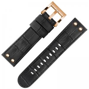 TW Steel CEO Adesso Horlogebandje CE7012 Zwart 24mm