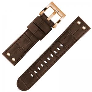 TW Steel CEO Adesso Horlogebandje CE7013 Bruin 22mm