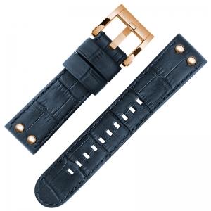TW Steel CEO Adesso Horlogebandje CE7015 Blauw 22mm
