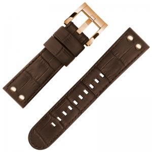 TW Steel CEO Adesso Horlogebandje CE7017 Bruin 22mm