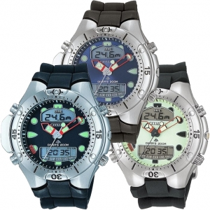 Citizen Promaster JP1060-01 Horlogeband Zwart