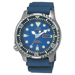 Citizen Promaster NY0040-17LE Horlogeband Blauw - 20mm