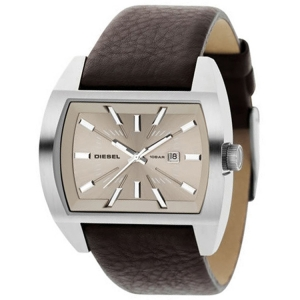 Diesel DZ1113 Horlogeband Bruin Leer