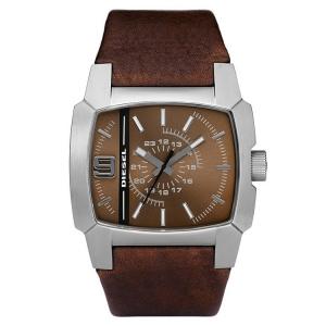 Diesel DZ1132 Horlogeband Bruin Leer
