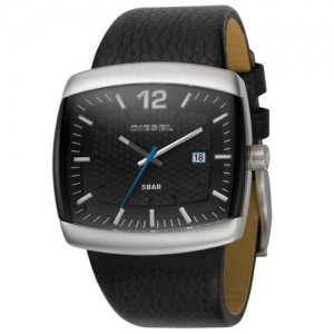 Diesel DZ1203 Horlogeband Zwart  Leer