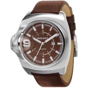 Diesel DZ1234 Horlogeband Bruin Leer