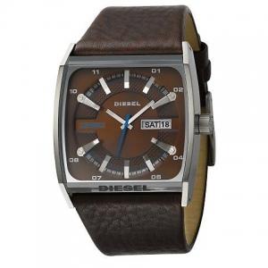 Diesel DZ1254 Horlogeband Bruin Leer