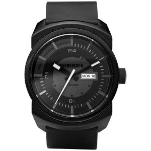 Diesel DZ1262 Horlogeband Zwart Rubber