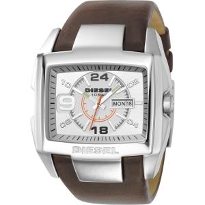 Diesel DZ1273 Horlogeband Bruin Leer