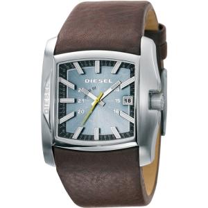 Diesel DZ1317 Horlogeband Bruin Leer