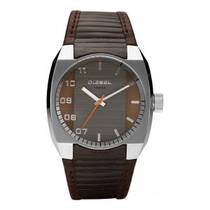 Diesel DZ1394 Horlogeband Bruin Leer
