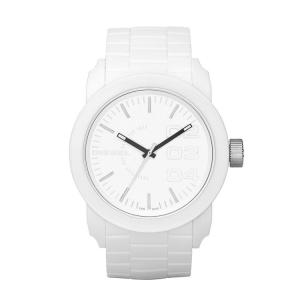 Diesel DZ1436 Horlogeband Wit Rubber