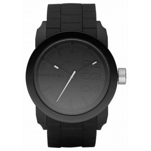 Diesel DZ1437 Horlogeband Zwart Rubber