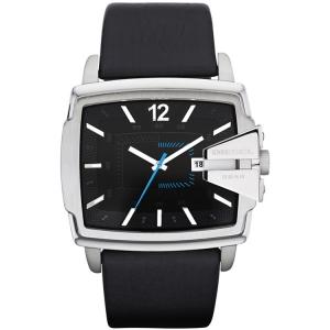 Diesel DZ1495 Horlogeband Zwart Leer