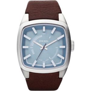 Diesel DZ1527 Horlogeband Bruin Leer