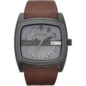 Diesel DZ1553 Horlogeband Bruin Leer
