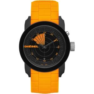 Diesel DZ1608 Horlogeband Oranje Rubber