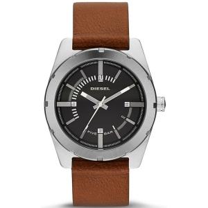Diesel DZ1631 Horlogeband Bruin Leer