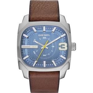 Diesel DZ1654 Horlogeband Bruin Leer