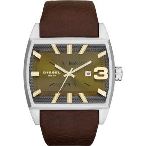 Diesel DZ1675 Horlogeband Bruin Leer
