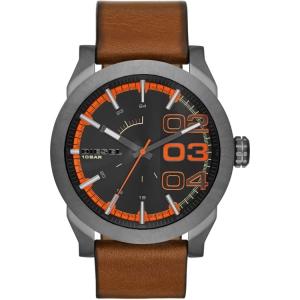 Diesel DZ1680 Horlogeband Cognac Leer