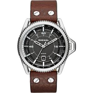 Diesel DZ1716 Horlogeband Bruin Leer