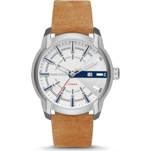 Diesel DZ1783 Horlogeband Cognac Leer