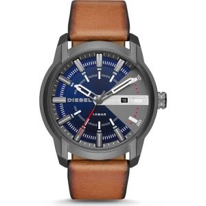 Diesel DZ1784 Horlogeband Bruin Leer