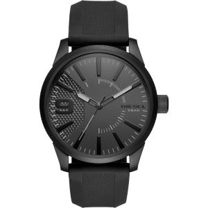 Diesel DZ1807 Horlogeband Zwart Rubber