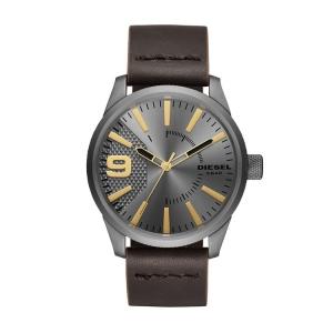 Diesel DZ1843 Horlogeband Bruin Leer