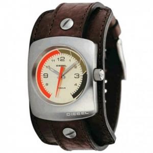 Diesel DZ2022 Horlogeband Bruin Leer