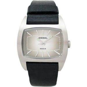 Diesel DZ2062 Horlogeband Zwart Leer