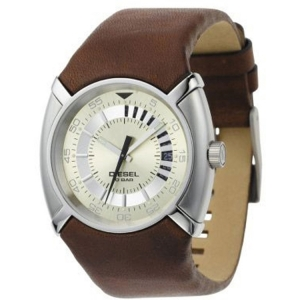 Diesel DZ3037 Horlogeband Bruin Leer