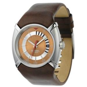 Diesel DZ3036 Horlogeband Bruin Leer