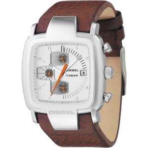 Diesel DZ4029 Horlogeband Bruin Leer