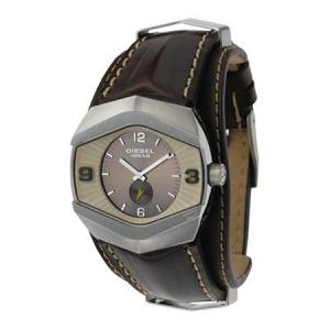 Diesel DZ4072 Horlogeband Bruin Leer