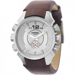 Diesel DZ4120 Horlogeband Bruin Leer